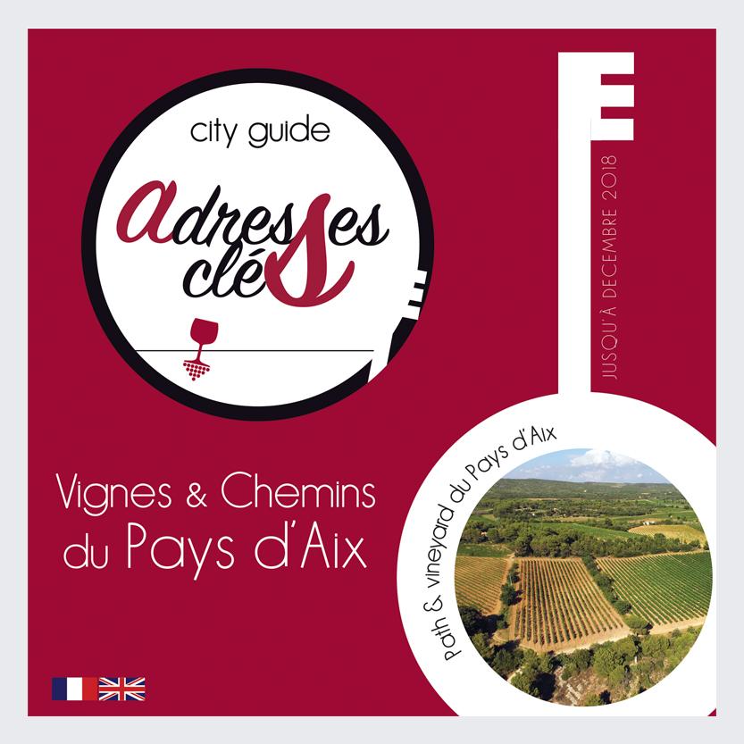Adresses Clés Vignes et Chemins du Pays d'AIx