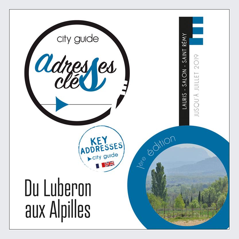 Adresses Clés Lubéron-Alpilles-Salon de Provence 2018-2019
