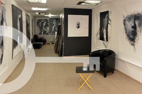 Artiste Peintre Galerie de Benjamin Carbonne