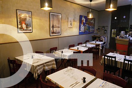 Restaurant Côté Rue Marseille