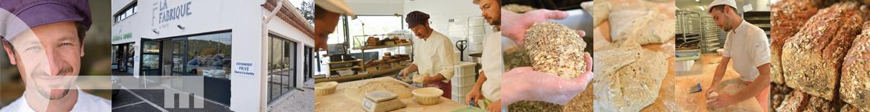 La fabrique à Pains boulangerie aixoise