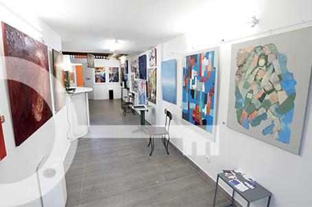 Galerie d'art ESDAC AIx en Provence