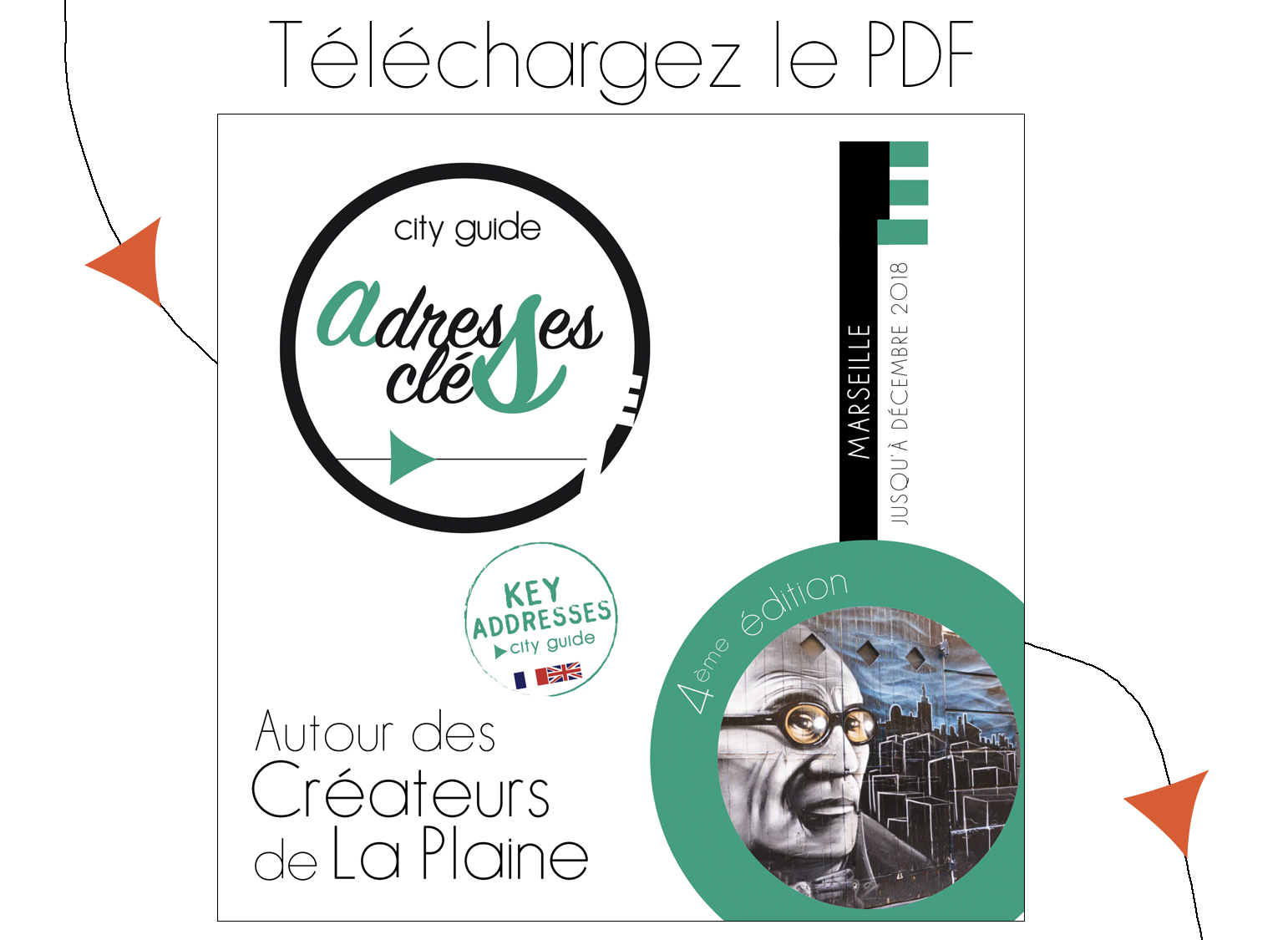 City guide Adresses Clés de La Plaine