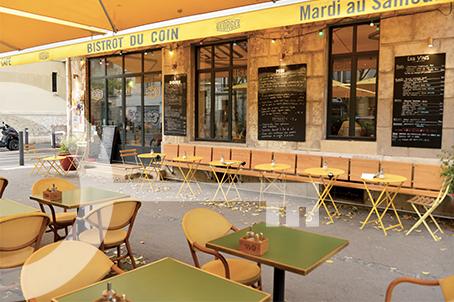 Café Bistrot Restaurant Georges Marseille