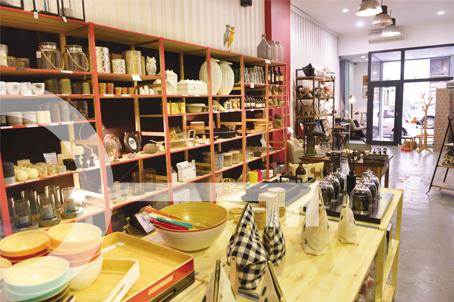Boutique concept store marseille L'autre Ornithorynque