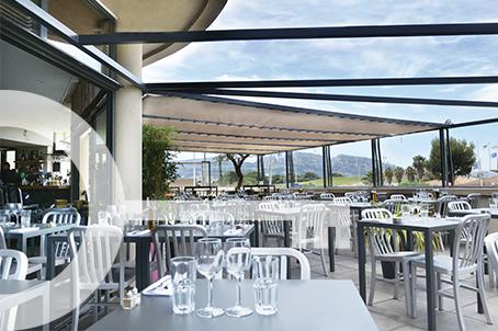Restaurant bord de mer Marseille Le Comptoir Marseillais