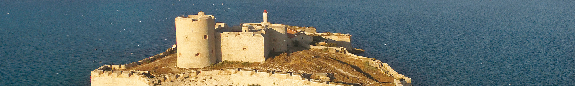 Château d'if Marseille Adresse clé