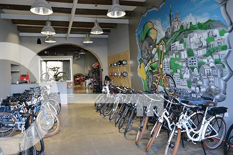 Velo & Oxygen Location vente Vieux Port