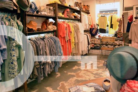 Shopping saint Tropez Carnet de Voyage