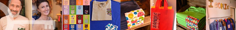 Tshirts Iconic Saint Tropez
