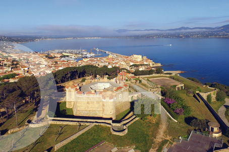 La Citadelle de Saint Tropez