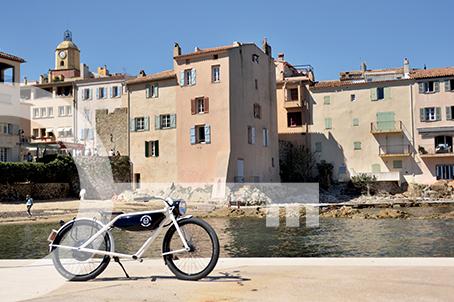 La guêpe Mobile Location Vélo electrique