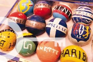 La Boule bleue, atelier boules de pétanque Marseille
