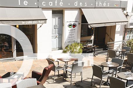Le café des Thés , salon de Thé marseille 8e