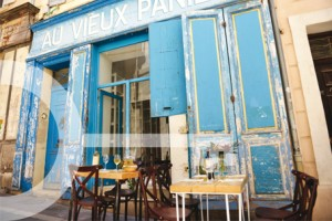 Restaurant au Panier à Marseille Entre Terre et Mer