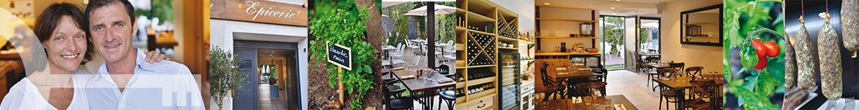 Restaurant Le Pti Jardin