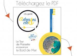 City Guide Adresses Clés du Tour de Marseille en passant par le Bord de Mer