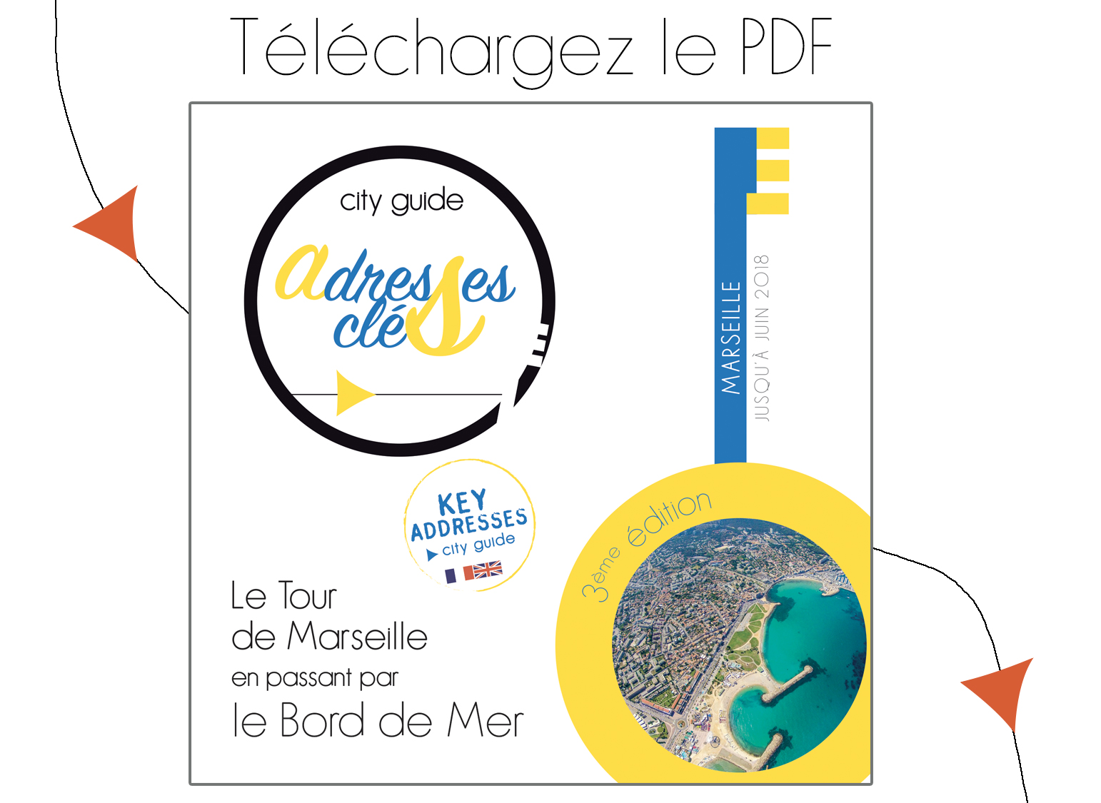 City Guide Adresses Clés de MARSEILLE