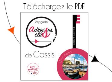 Adresses Clés de Cassis 2017-2018
