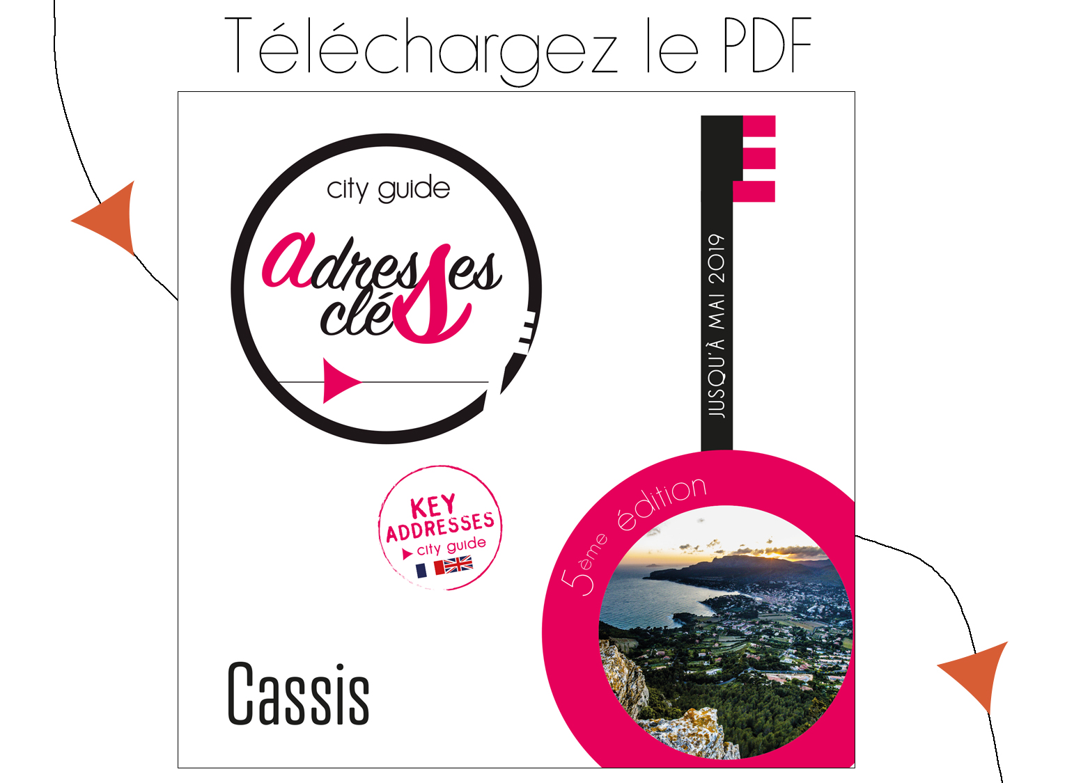 City Guide Adresses Clés de Cassis 2018-2019