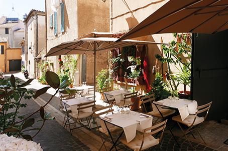 Restaurant D'une Rive à l'Autre Cassis