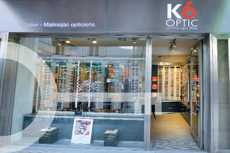 Opticien cassis