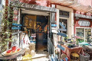 Boutique L'Art du Temps Cassis