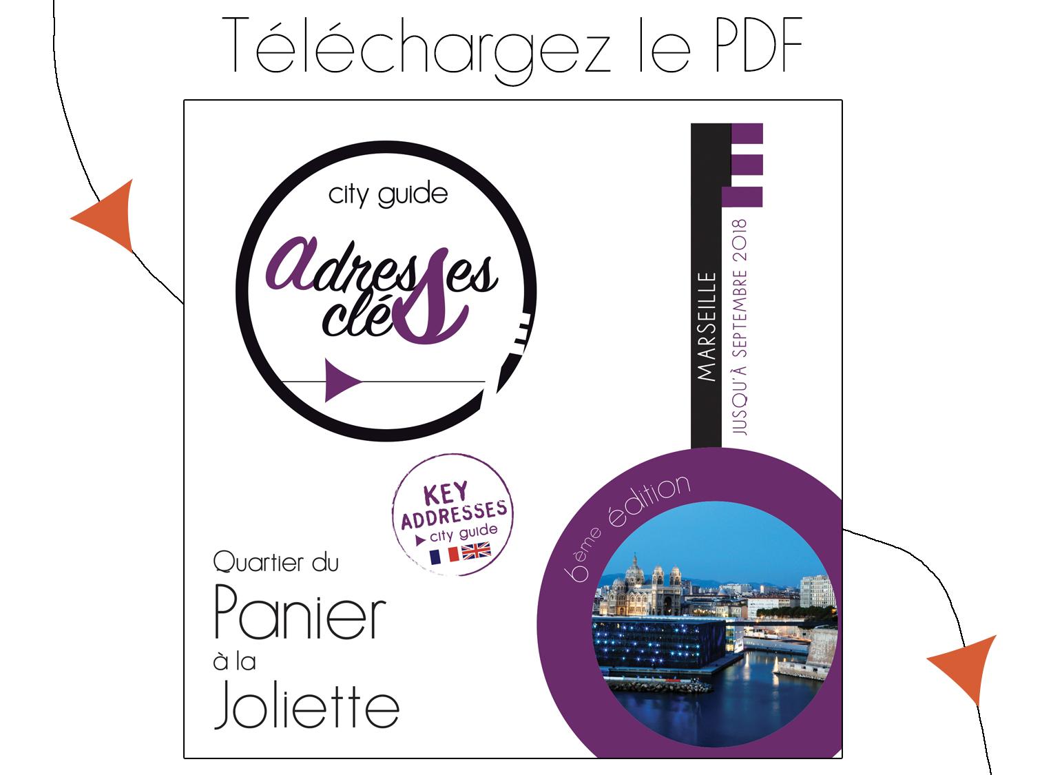 City guide Marseille Adresses Clés du Panier