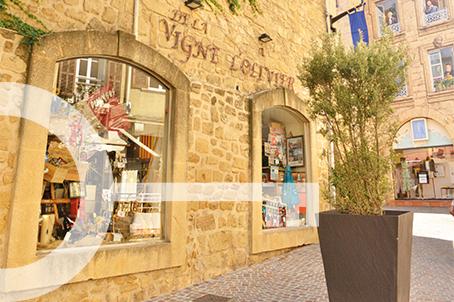 De la vigne à L'olivier - caviste Salon de Provence