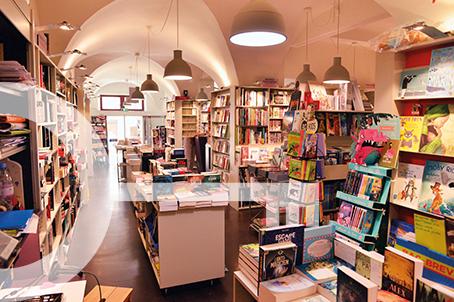 Librairie Le Grenier de l'Abondance