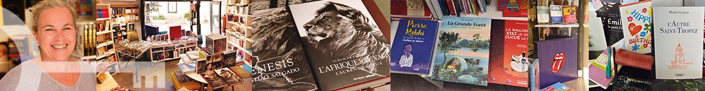 La Librairie de Saint Tropez