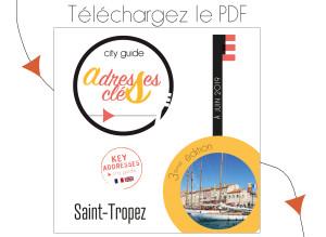 Adresses Cles de Saint Tropez 2018/2019