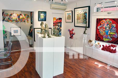 Galerie du Pharos - Adresses Clés Saint Rémy de Provence