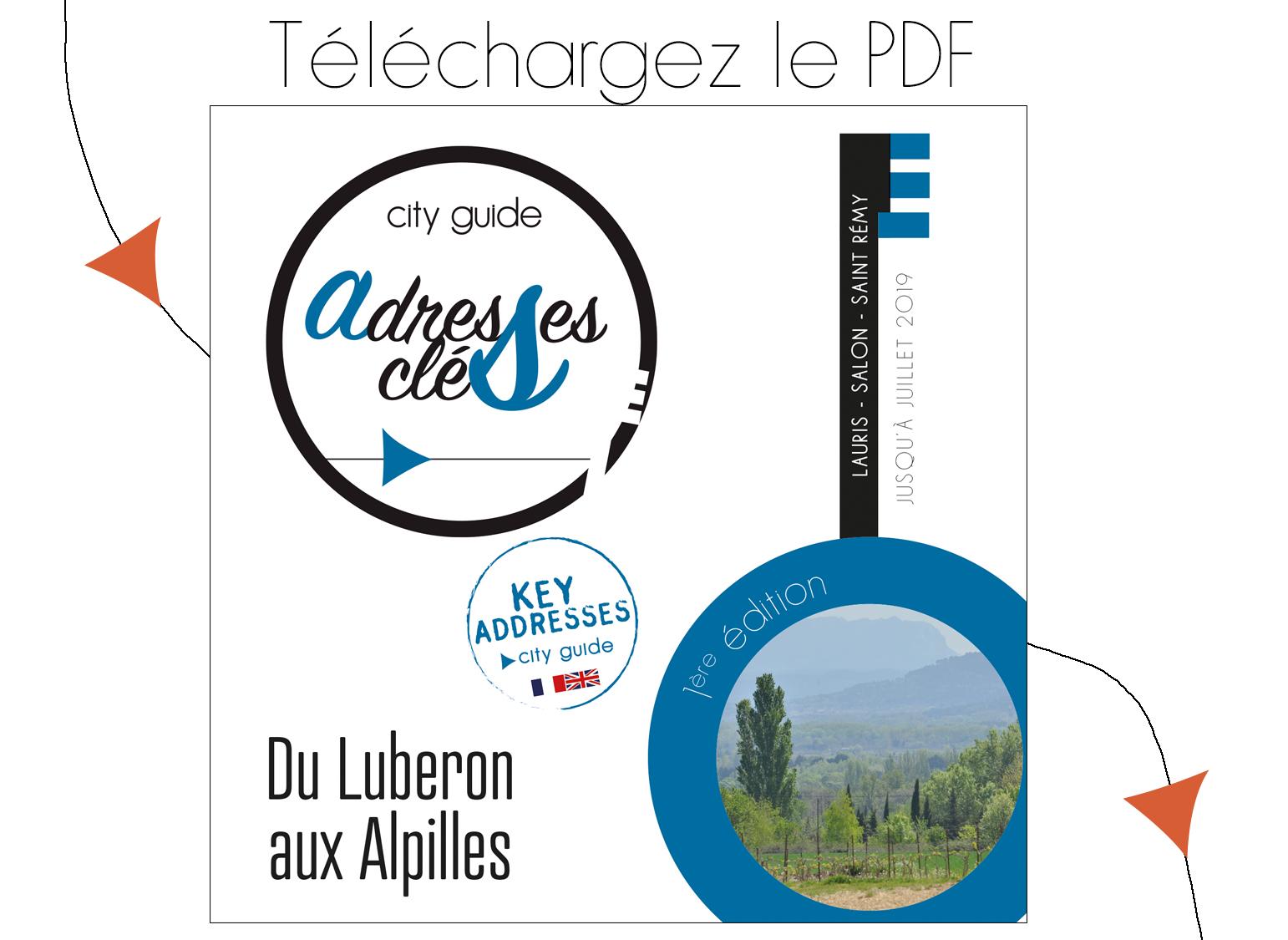 Adresses Clés DU LUBÉRON AUX ALPILLES
