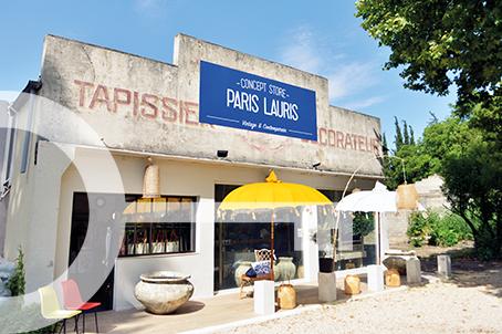 Paris Lauris concept store