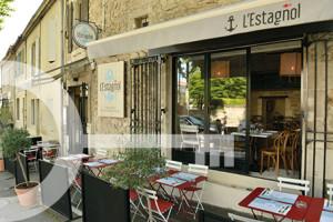 Restaurant L'Estagnol St Remy de Provence