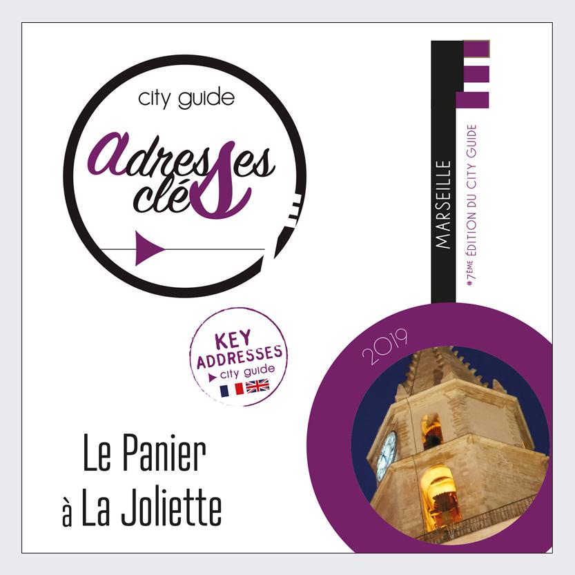 Adresses Clés marseille Le Panier 2019